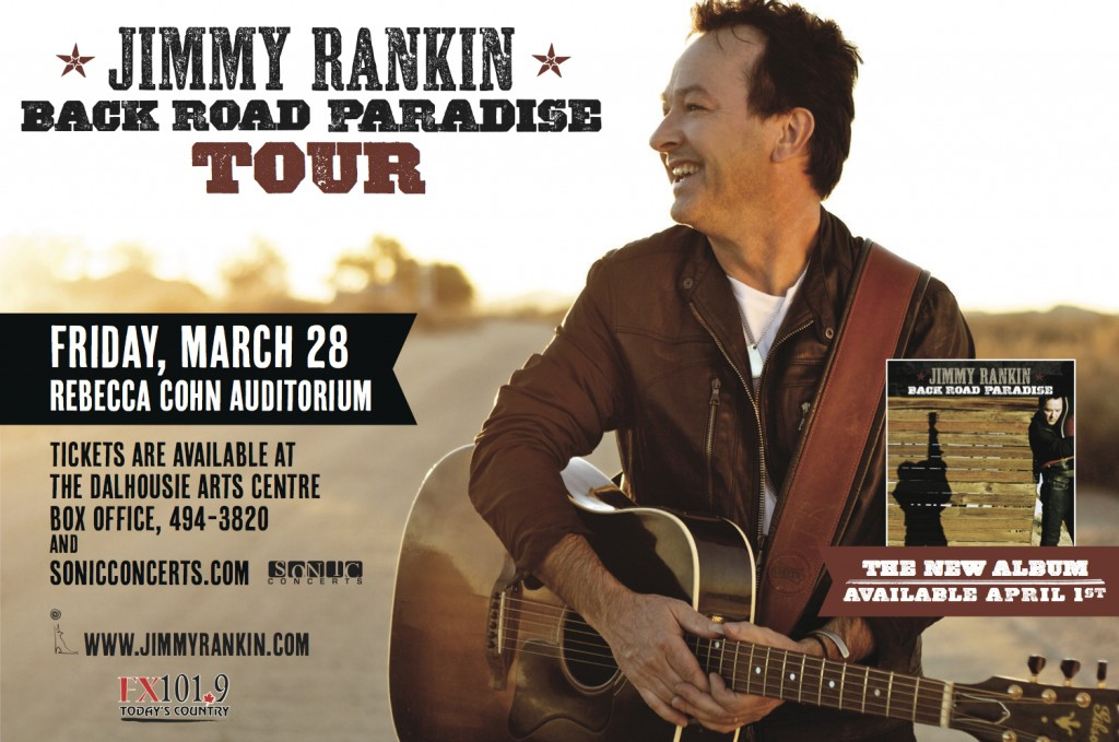 Jimmy Rankin Chronicle AD